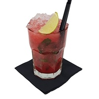 Mojito strawberry - €6,95
