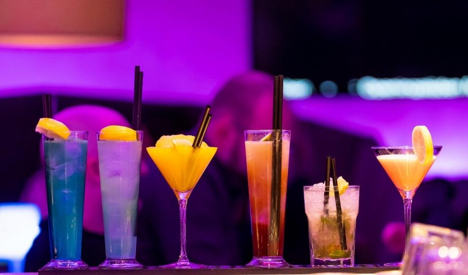 100+ cocktails